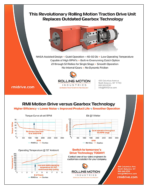 Motion Control Catalog - Speed Reducers